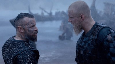 Vikings 05x19 : What Happens in the Cave- Seriesaddict